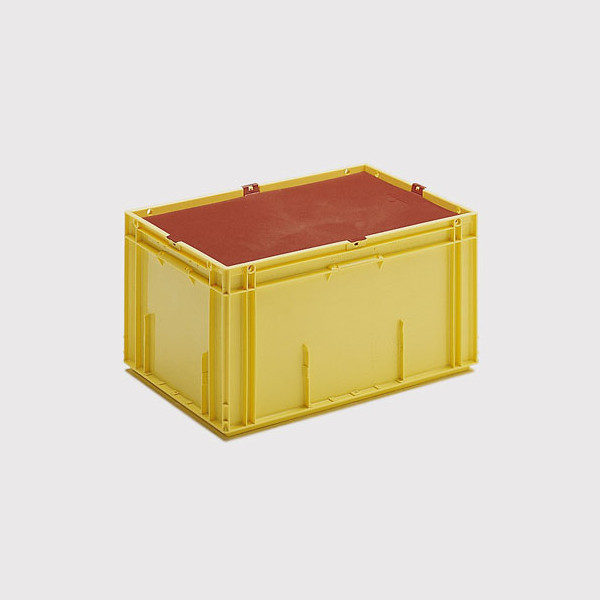 cutie stivuibila din plastic galia 6432