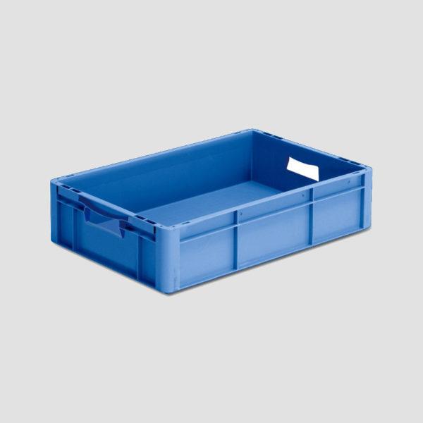 cutie stivuibila din plastic sau eurocontainer Eurotec 15-6415-0