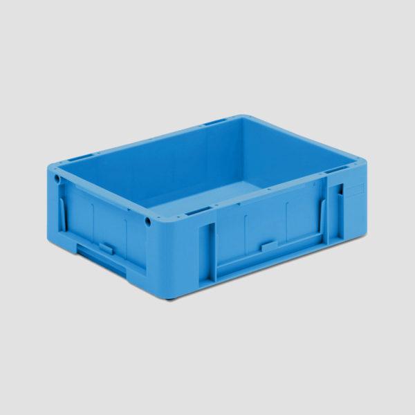 cutie stivuibila din plastic sau eurocontainer  Eurotec 5-4312-3
