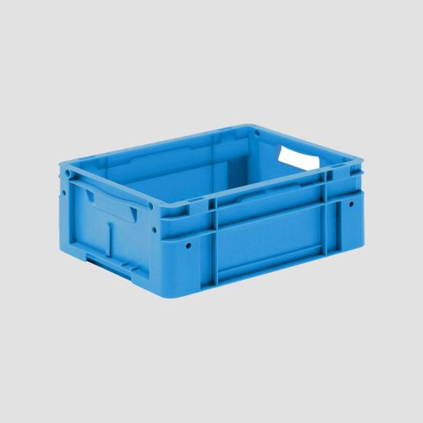 cutie stivuibila din plastic sau eurocontainer Eurotec 5-4317-3