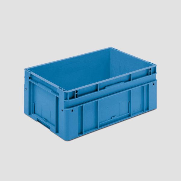 cutie stivuibila din plastic sau eurocontainer Eurotec 5-6427N-82