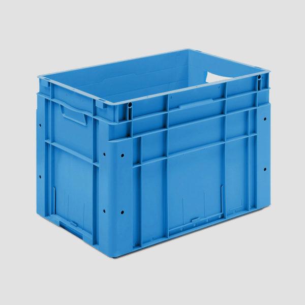 cutie stivuibila din plastic sau eurocontainer Eurotec 5-6442-7