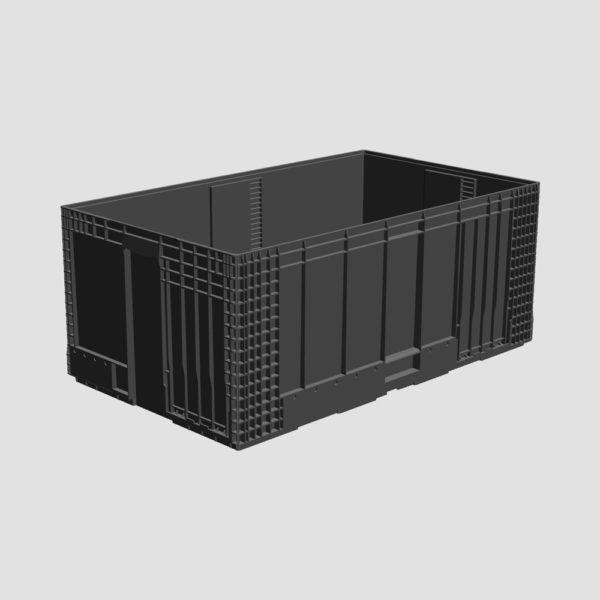Plastic container VDA-M-KLT 40-1060-415-0