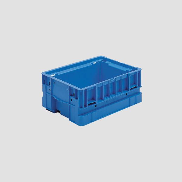 Plastic container VDA-C-KLT 40-4317