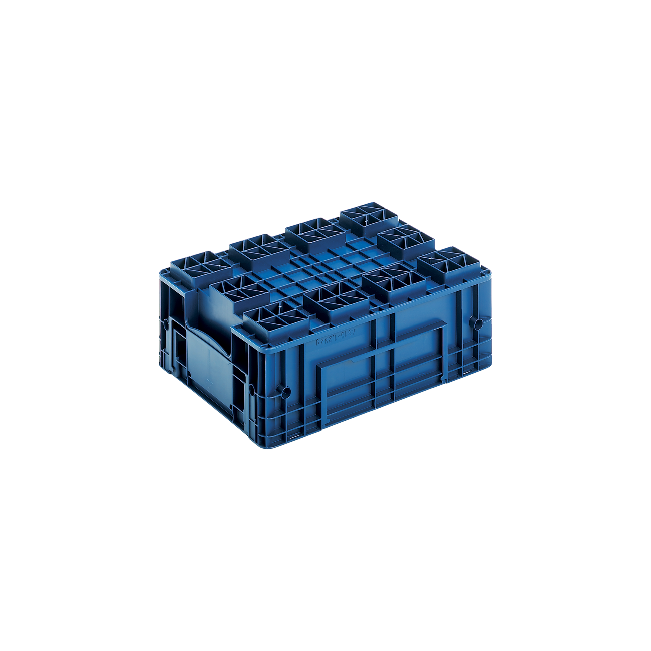 Plastic Container VDA-R-KLT 4318, Automotive Industry