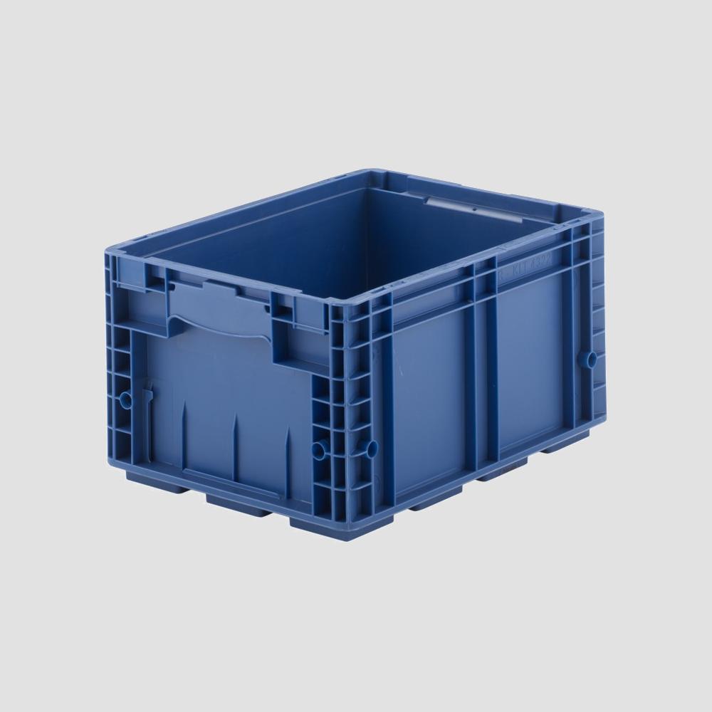 Plastic Container VDA-R-KLT 4322, Automotive Industry