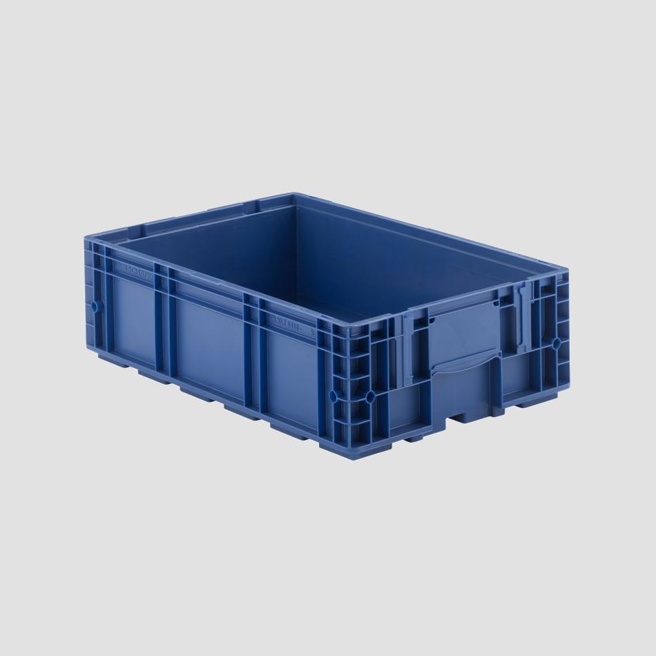 Plastic Container VDA-R-KLT 6418, Automotive Industry