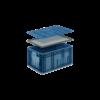Plastic Container VDA-R-KLT 6429