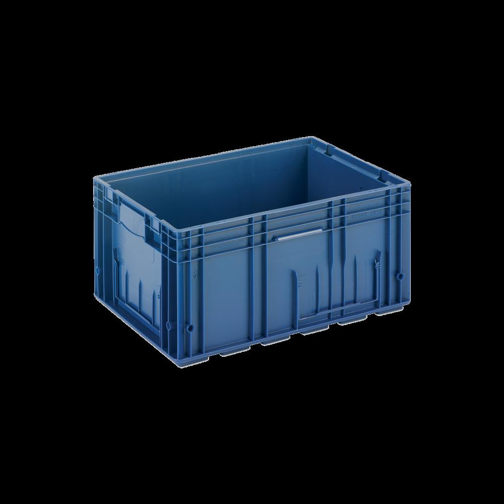 Plastic Container VDA-R-KLT 6429, Automotive Industry