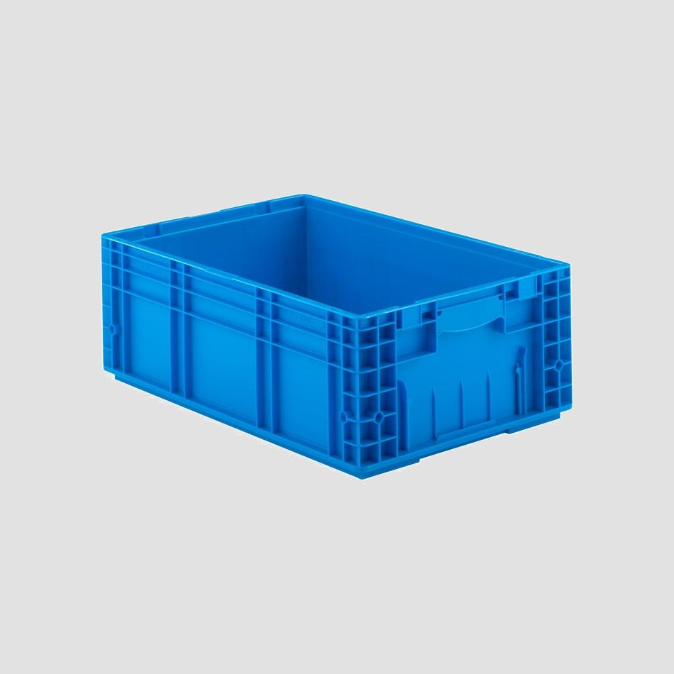 Solid Plastic Container VDA-RL-KLT 6213