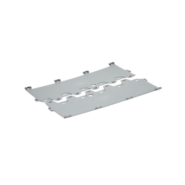 Capac cu balamale (1-piesa) pe lungime 34 64-000-080 pentru cutii rabatabile