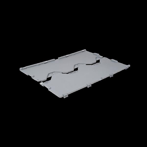 Capac cu balamale pe lungime 34-6402-1000 pentru navete-pliabile